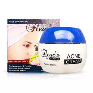 fleurs Acne Cream
