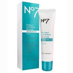 No 7 Protect And Perfect Intense Advanced serum