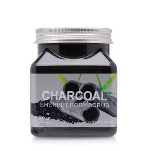 Charcoal Sherbet Body Scrub